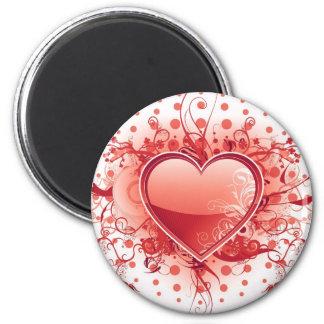 Emo Heart Design Magnet Refrigerator Magnets