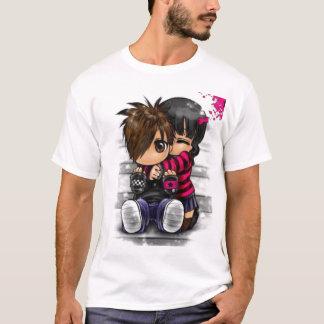 emo hug T-Shirt