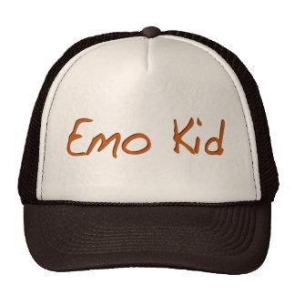 Emo Kid Trucker Hat