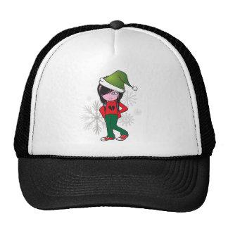 Emo Kid Holiday Gear Hat