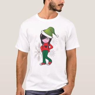 Emo Kid Holiday T Shirt