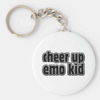 EMO KID KEY CHAIN