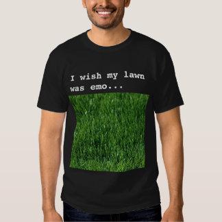 Emo Lawn T Shirts