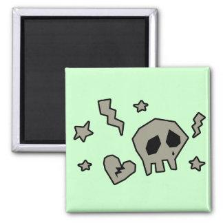 Emo-licious Square Magnet