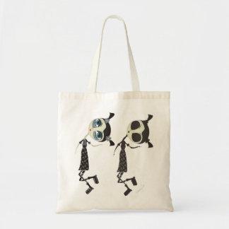 Emo Me and My Emo Shadow Tote Bag
