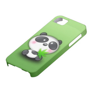 Emo Panda Bear Case For The iPhone 5