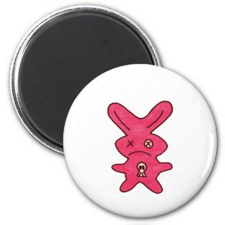 Emo Pet 2 6 Cm Round Magnet