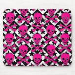 Emo Pink Skulls & Stars