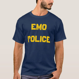 EMO POLICE T-Shirt