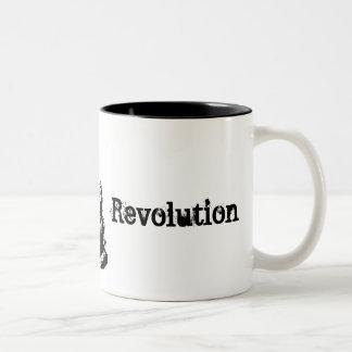 emo, Revolution, This is Two-Tone Coffee Mug