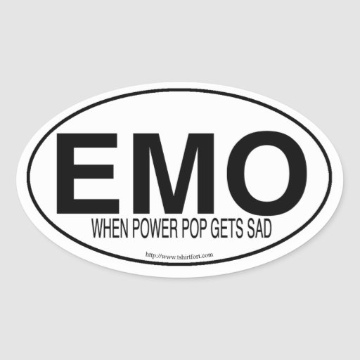 EMO STICKERS