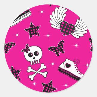 Emo Symbols Stickers