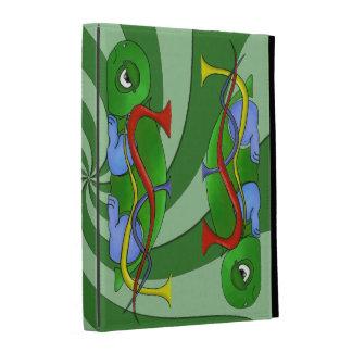 Emo Tortoise Caseable iPad Folio Case