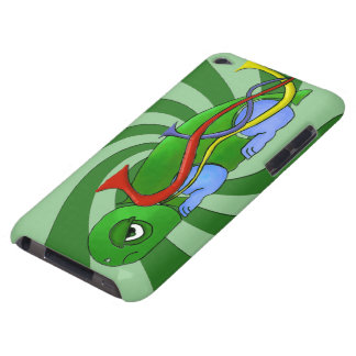 Emo Tortoise iPod Touch Barely There Case Barely There iPod Cover