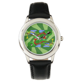 Emo Tortoise Kids Stainless Steel Watch