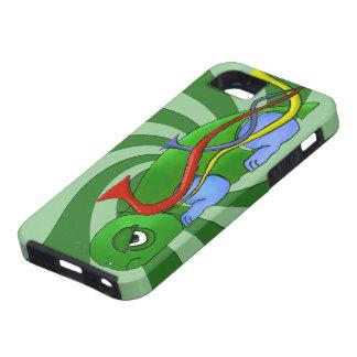 Emo Tortoise Vibe iPhone 5 Case