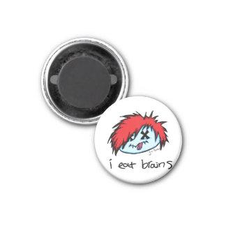 Emo Zombie Fridge Magnet