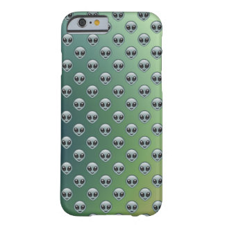 Emoji Aliens Barely There iPhone 6 Case