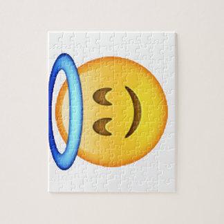 Emoji - Angel Jigsaw Puzzle