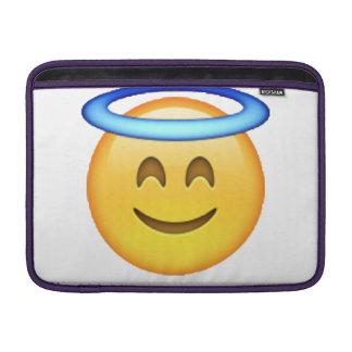 Emoji - Angel MacBook Sleeve