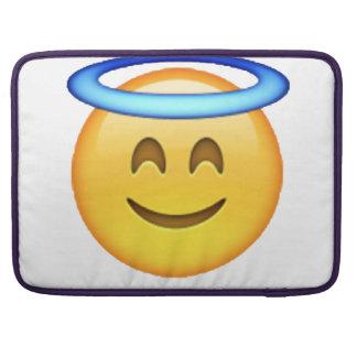 Emoji - Angel Sleeve For MacBooks
