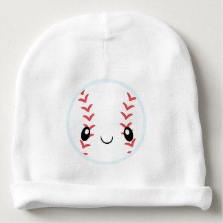Emoji Baseball Baby Beanie