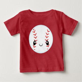 Emoji Baseball Baby T-Shirt