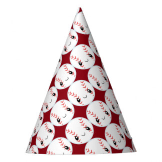 Emoji Baseball Party Hat