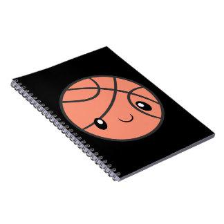 Emoji Basketball Notebooks