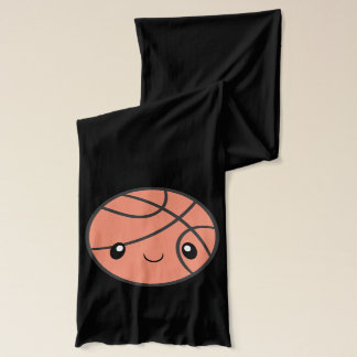 Emoji Basketball Scarf