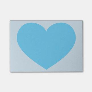 Emoji Blue Heart Post-it Post-it Notes