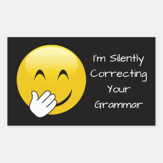 Emoji Correcting Grammar Stickers
