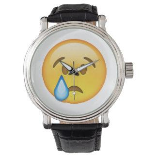 Emoji - Crying Watch