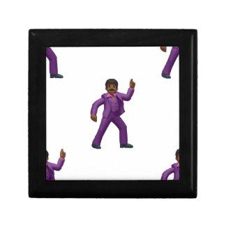 Emoji Dancing Man Gift Box