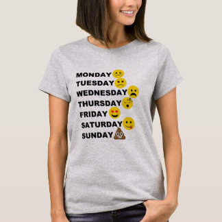 Emoji Days T-Shirt