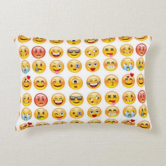 emoji decorative cushion