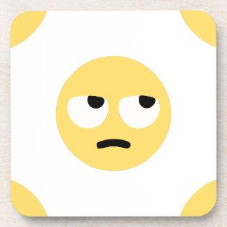 emoji eye rolling coaster