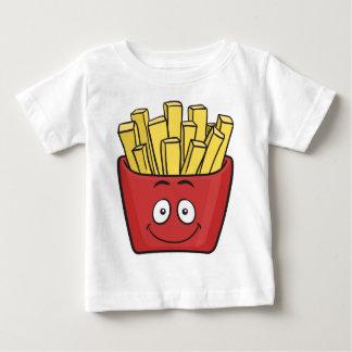 Emoji French Fries Baby T-Shirt