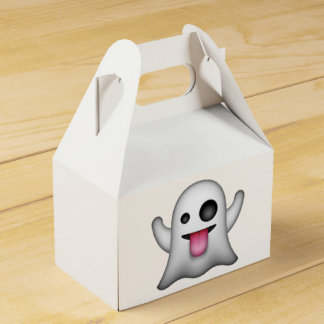Emoji - Ghost Favour Box
