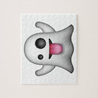Emoji - Ghost Jigsaw Puzzle