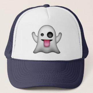 Emoji - Ghost Trucker Hat