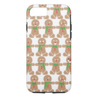Emoji Gingerbread iPhone 8/7 Case