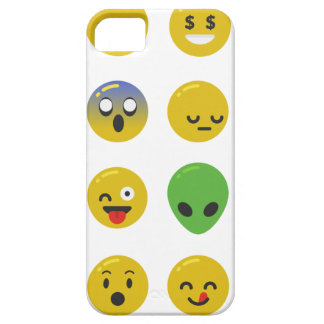 Emoji happy face case for the iPhone 5