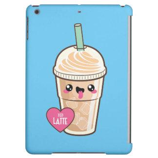 Emoji Iced Latte