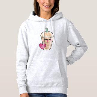 Emoji Iced Latte Hoodie