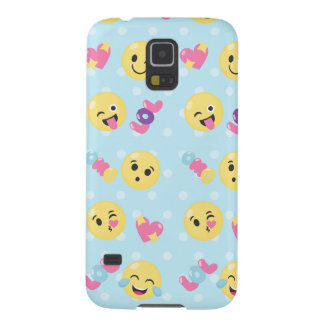 Emoji LOL OMG Case For Galaxy S5