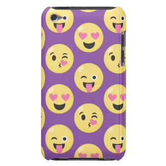 Emoji Love Pattern iPod Case-Mate Case
