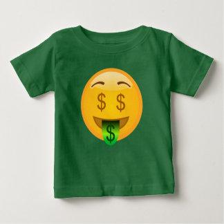 Emoji Money Man Baby T-Shirt