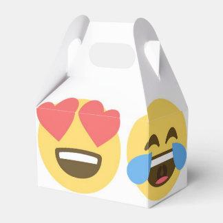 Emoji Party Favor Box- Emoji Faces Wedding Favour Boxes