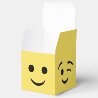 EMOJI Party Favor Boxes Party Favour Box